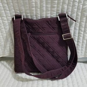 Vera Bradley Bags - Vera Bradley Crossbody Micro Fiber Hipster Bag